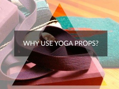 Make Yoga Props Your New Best Friend