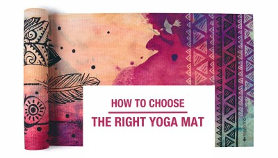 GEAR Vol. 1: How to Choose the Right Yoga Mat